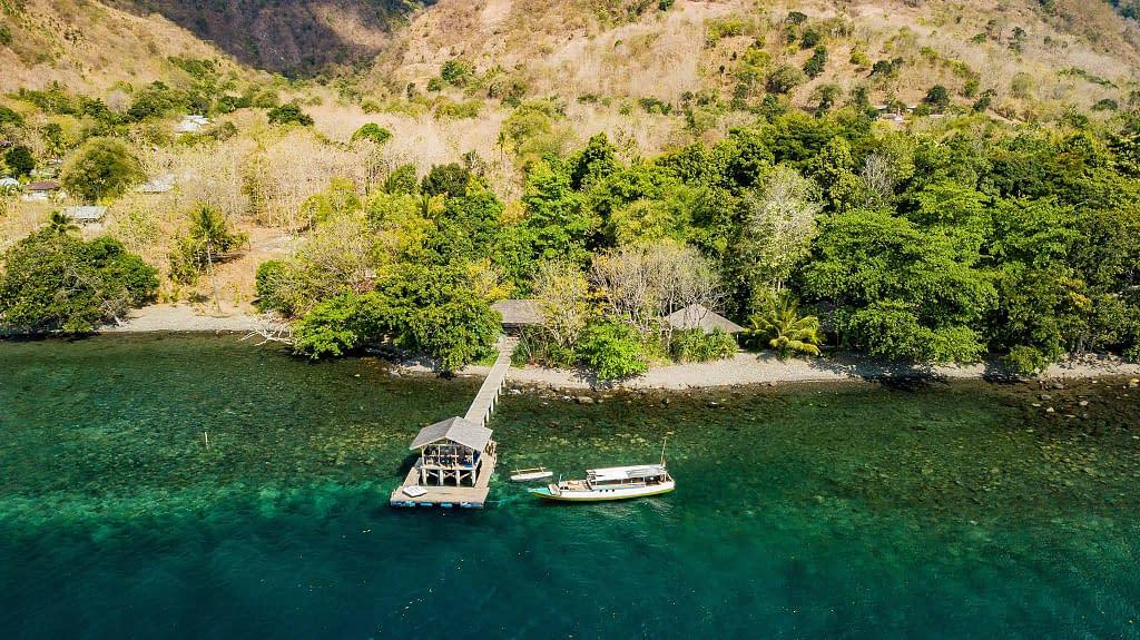 House Reef, Alami Alor Dive Resort - Richard Stevens, Black Manta Photography
