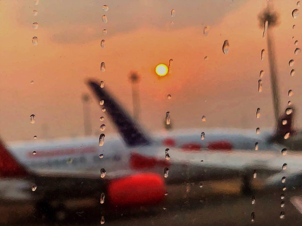 Soekarno-Hatta International Airport, Indonesia